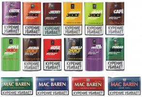 Сигаретный табак Mac Baren Choice АССОРТИМЕНТ