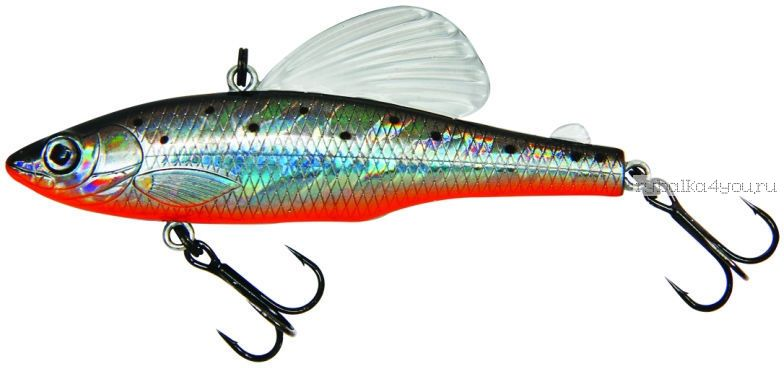 Купить Воблер Usami Bigfin 80S цвет: 122 / 80 мм 25 гр Заглубление: 2 - 10 м