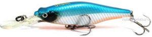 Воблер Usami Wasabi Shad 95F-DR цвет: 608 / 95 мм / 18,1 гр / Заглубление: 0 - 3 м