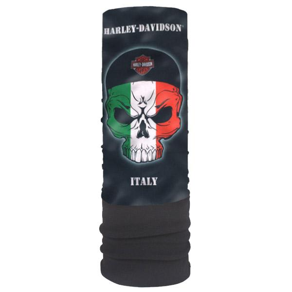 """Мультишарф с флисом """"Harley Davidson"""" Italy"""