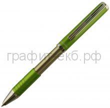 Ручка шариковая Zebra Slidy светло-зеленая