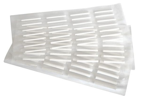 Валики для ресниц на клейкой основе 32 шт (M/ L)