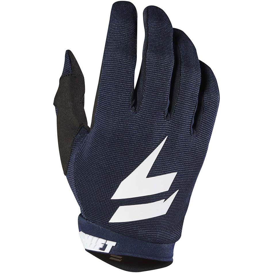 Shift - 2018 Whit3 Air перчатки, темно-синие