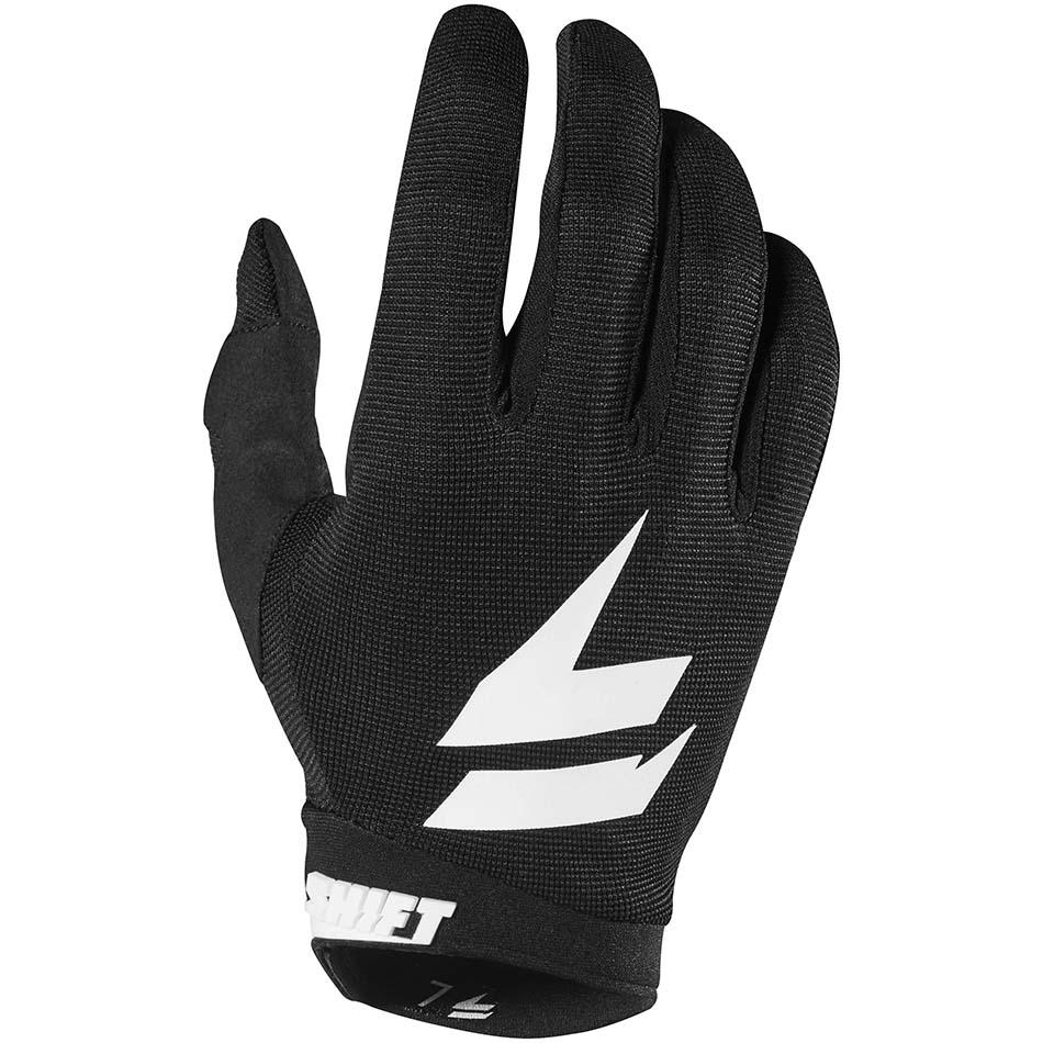 Shift - 2018 Whit3 Air перчатки, черные