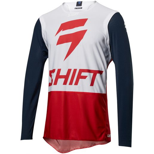 Shift - 3Lue 4Th Kind джерси, сине-красное