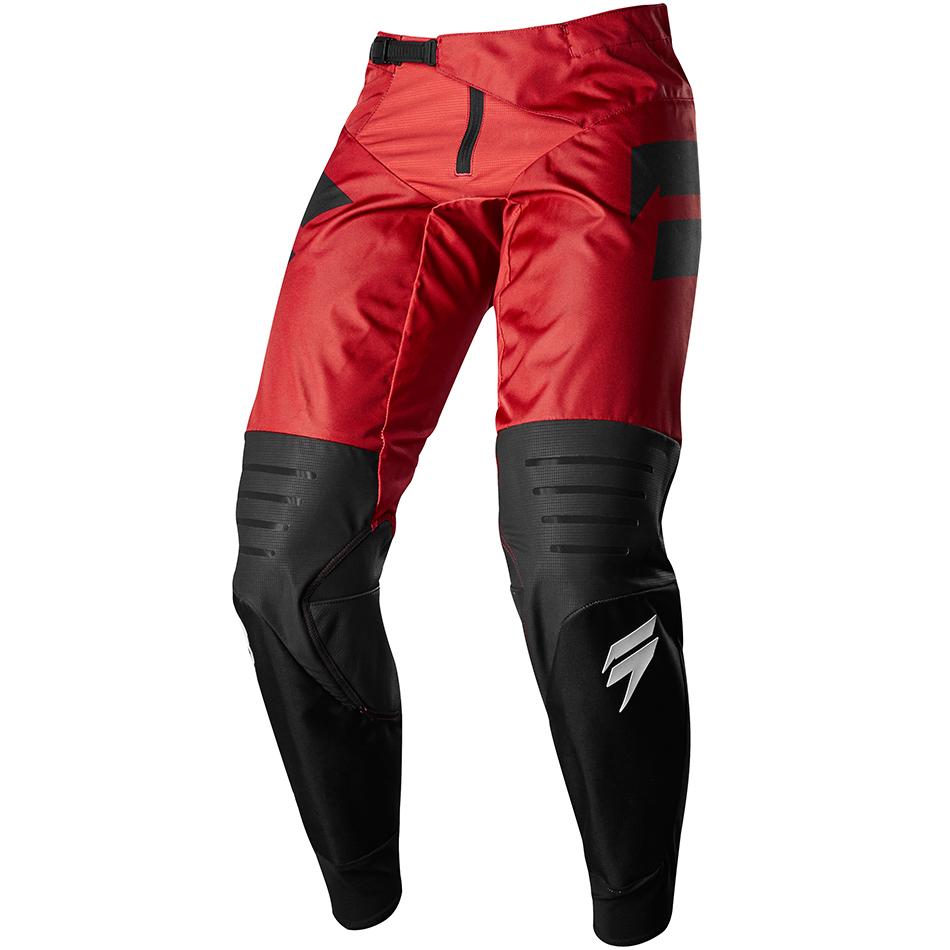 Shift - 2018 3Lack Label Strike штаны, темно-красные