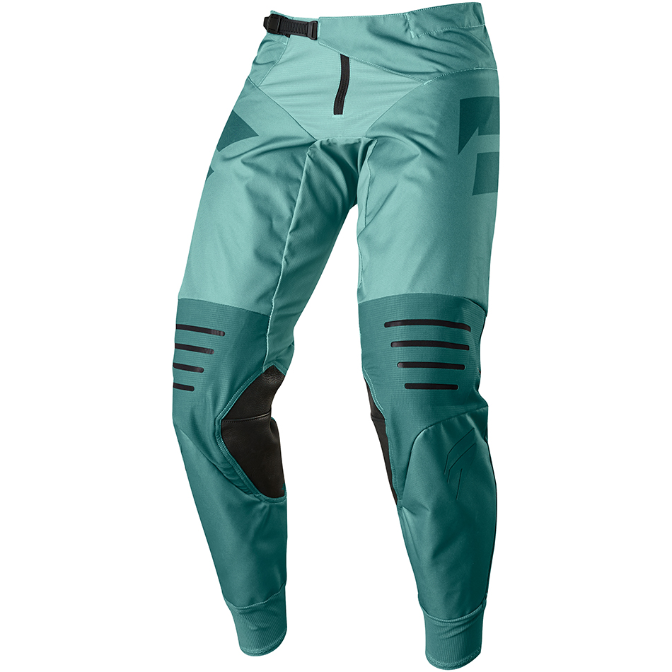 Shift - 2018 3Lack Label Mainline штаны, сине-зеленые