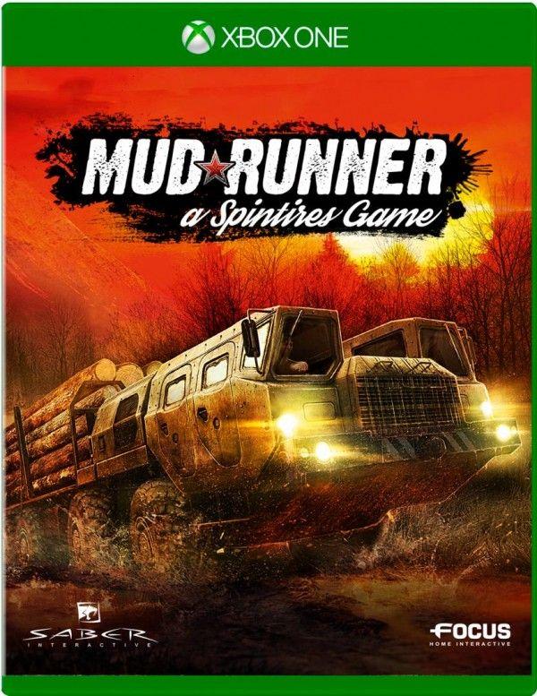 Игра Spintires : Mud Runner (Xbox One, русские субтитры)
