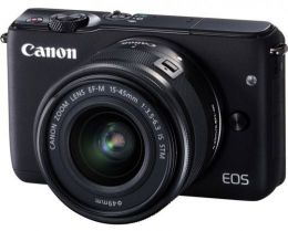 Canon EOS M10 Kit EF-M 15-45 IS STM