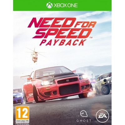 Игра Need for Speed Payback (Xbox One, русская версия)