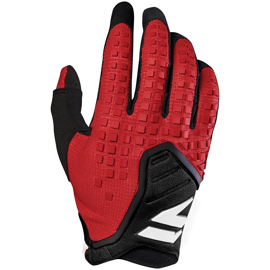 Shift - 2018 3Lack Pro перчатки, темно-красные