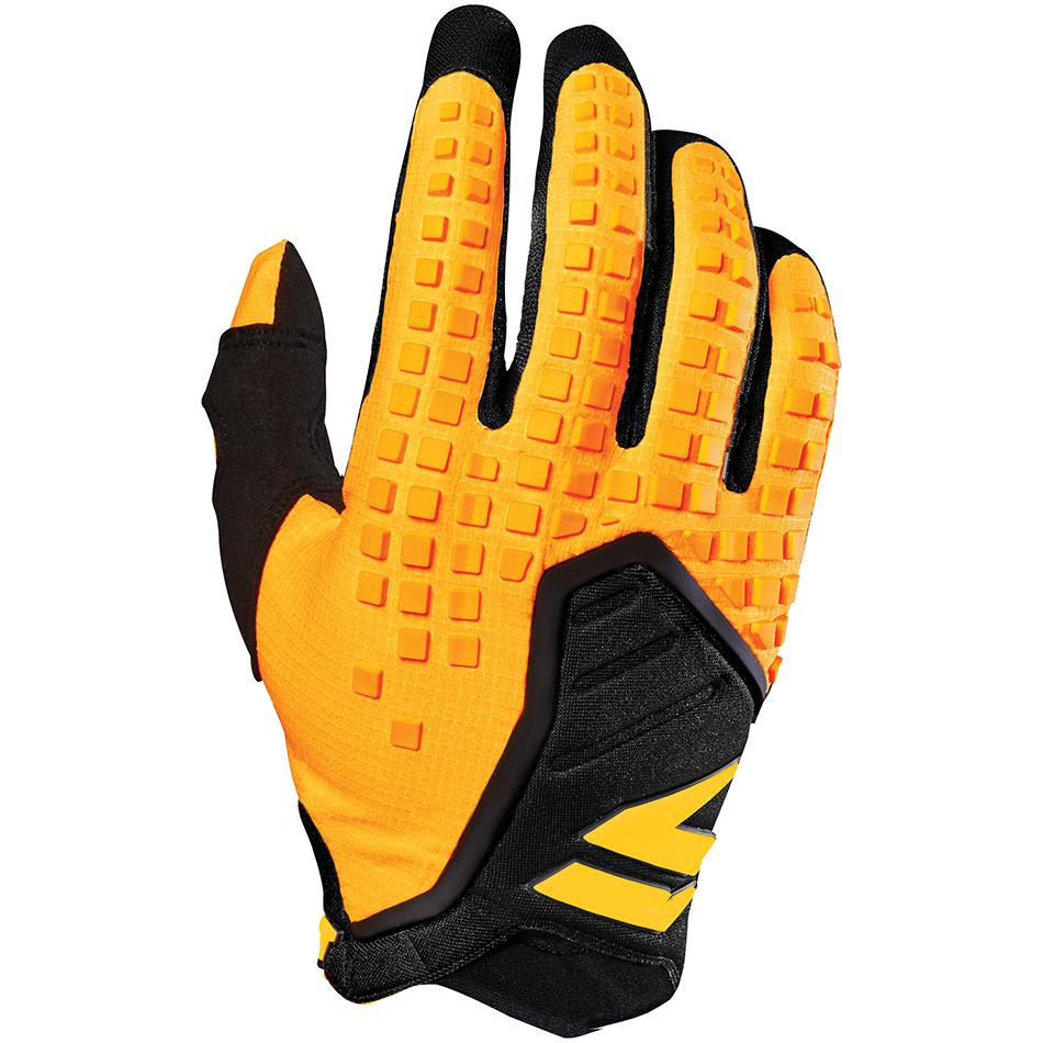 Shift - 2018 3Lack Pro перчатки, желтые