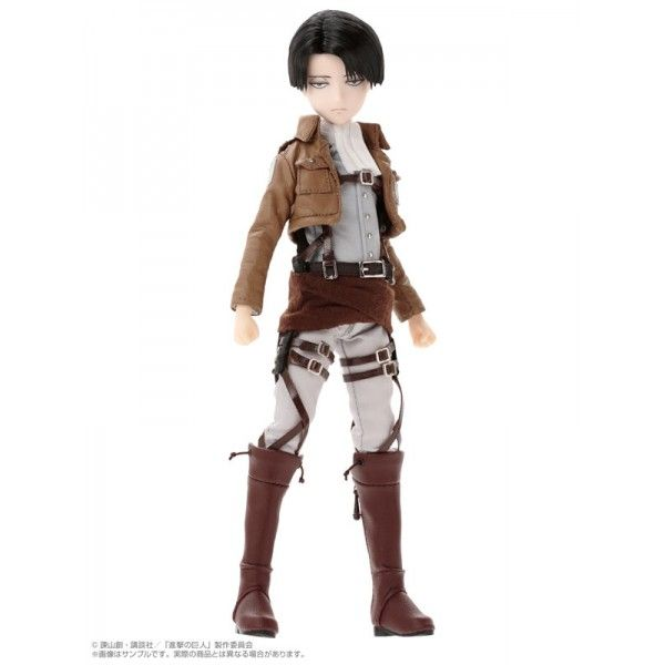 Фигурка Attack on Titan - Asterisk Collection Series 013 Levi