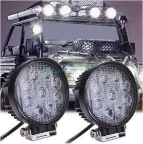 Светодиодный автомобильный прожектор Worklight (27 Вт)