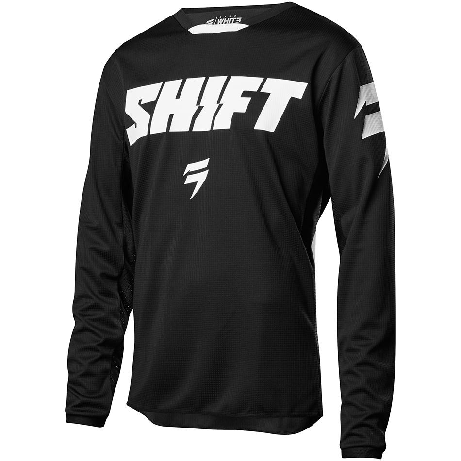 Shift - 2018 Whit3 Ninety Seven джерси, черное