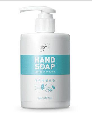 Atomy hand soap 300ml Атоми жидкое мыло для рук
