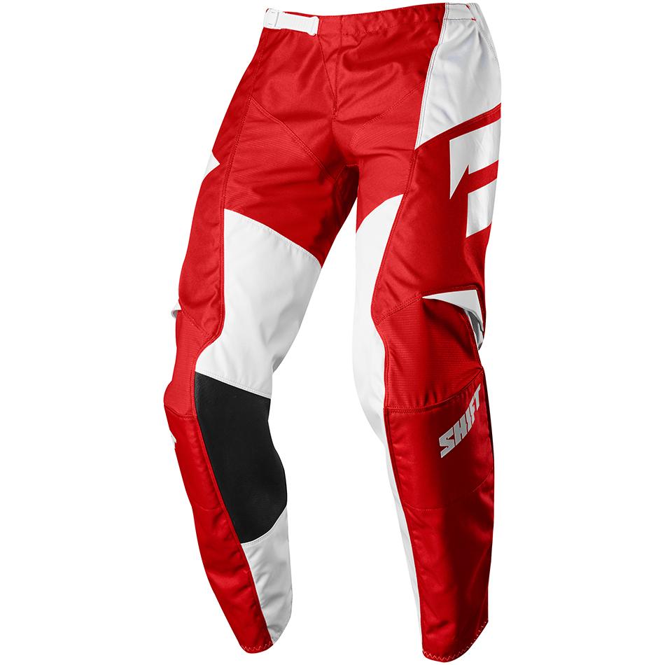 Shift - 2018 Whit3 Ninety Seven штаны, красные
