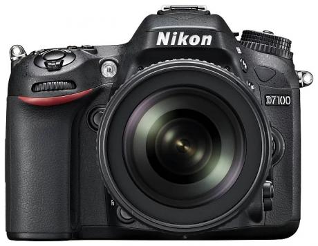 Зеркальный фотоаппарат Nikon D7100 Kit 18-105mm f/3.5-5.6G AF-S ED DX VR