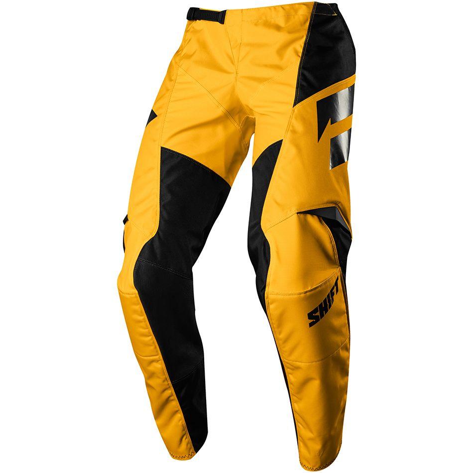 Shift - 2018 Whit3 Ninety Seven штаны, желтые