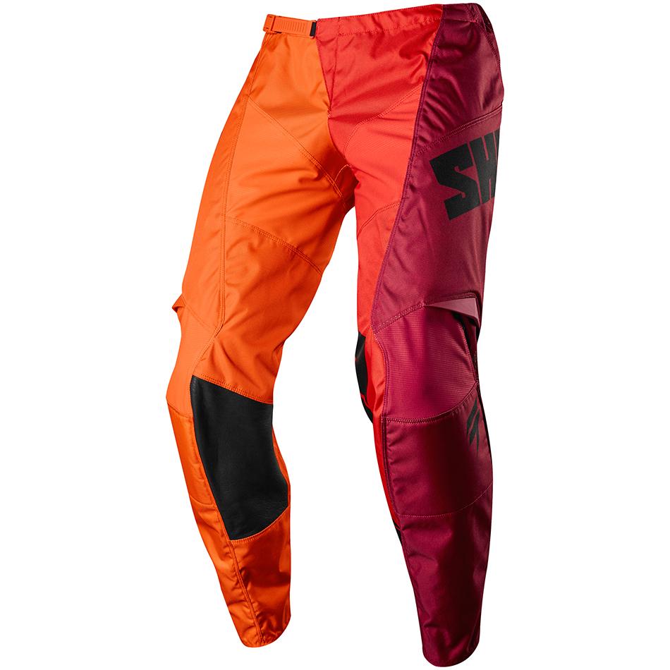 Shift - 2018 Whit3 Tarmac штаны, оранжевые