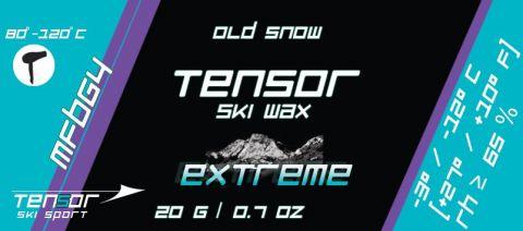 Тензор старый снег/искусств., лёд -3...-12 (4)