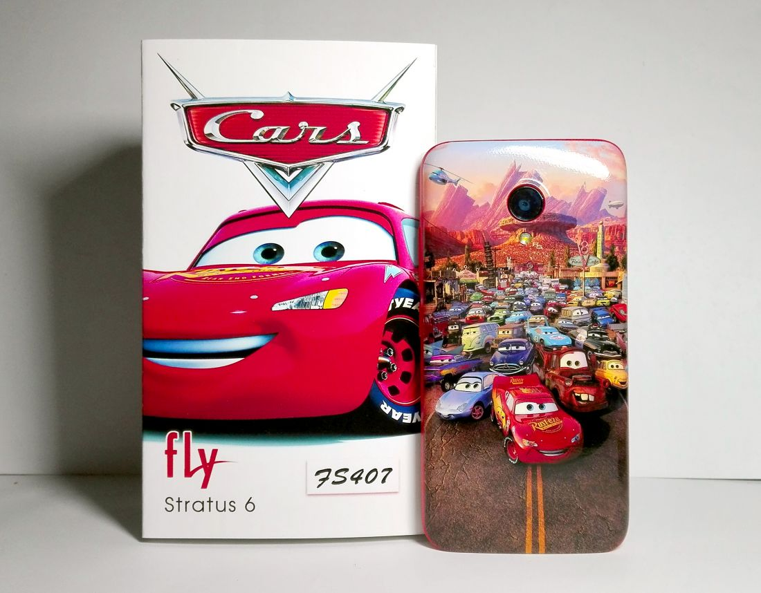 Huawei Y3 2017 (The Cars)