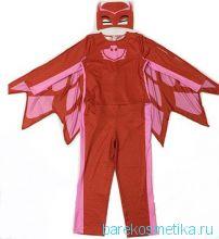Костюм Амайи - Алетт с маской из м/ф Герои в масках  размер до 130 см