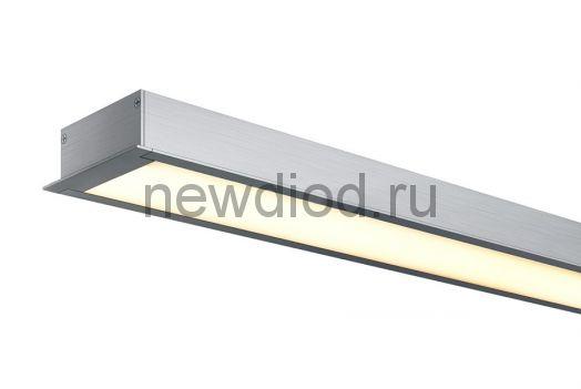 Встраиваемый алюминиевый профиль LE.6332 Комплект