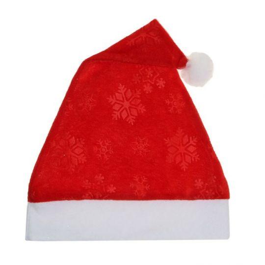 Новогодний колпак Санта