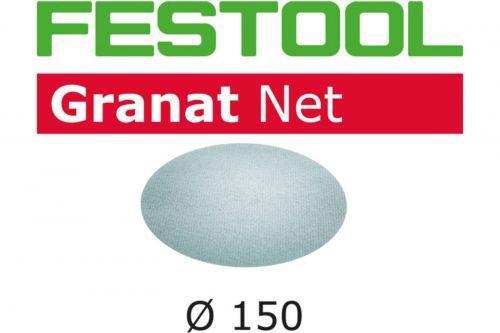 Круг шлифовальный на сетчатой основе STF D150 P100 GR NET/50