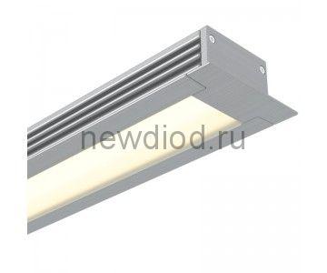 Встраиваемый алюминиевый профиль LE.2613 Комплект