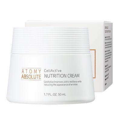 Absolute cellActive nutrition cream Абсолют премиум люкс крем