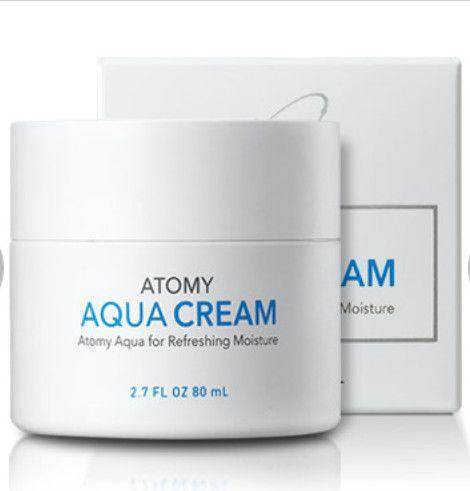 Atomy aqua moisture cream Увлажняющий крем «Атоми»