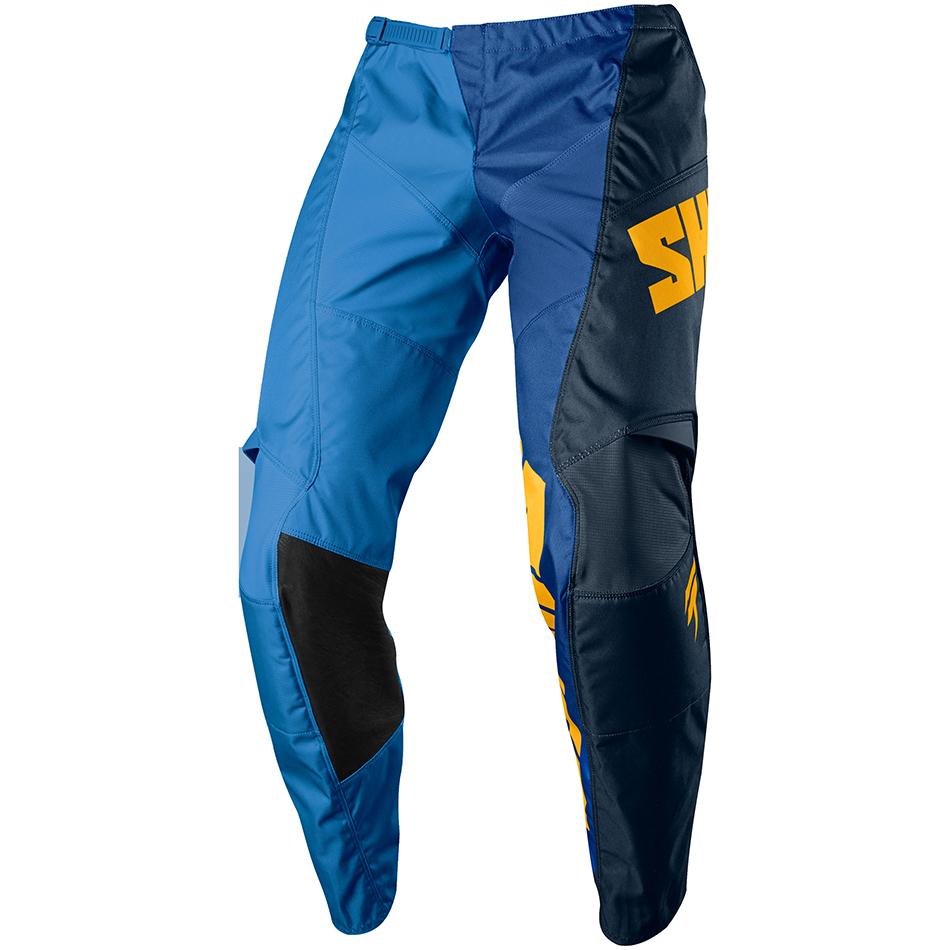 Shift - 2018 Whit3 Tarmac штаны, синие