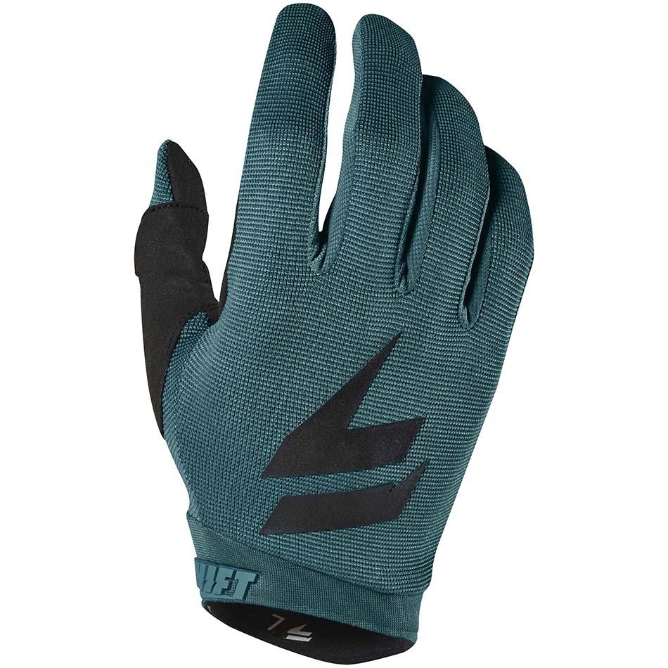 Shift - 2018 Whit3 Air перчатки, синие