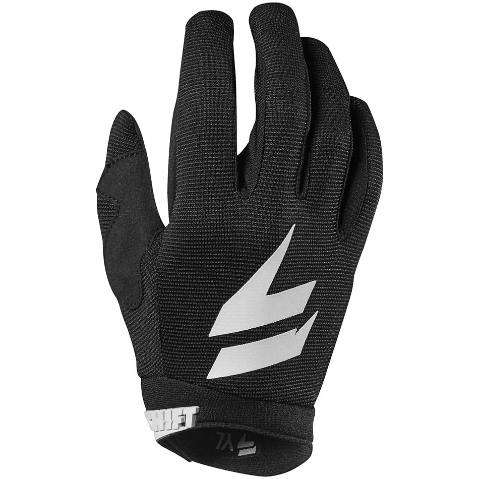 Shift - 2018 Whit3 Air Youth перчатки подростковые, черные