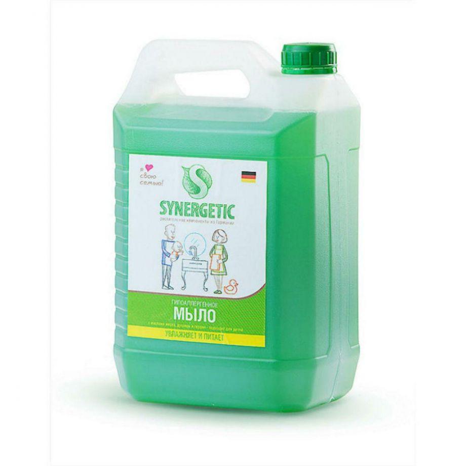 Synergetic Мыло жидкое для мытья рук канистра 5 л
