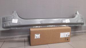 Панель задняя (верхняя часть) POLO sedan (VAG)