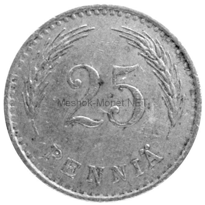 Финляндия 25 пенни 1937 г.