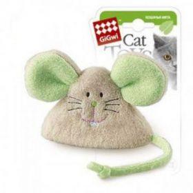 Мышка с кошачей мятой/ткань