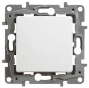 Выключатель/Переключатель IP44 10А Legrand Etika Бел
