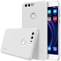 Чехол Nillkin Super frosted для Huawei Honor 8 белый