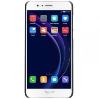 Чехол Nillkin Super frosted для Huawei Honor 8 черный