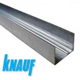 Профиль Кнауф ПНП 27*28 - 3м толщина 0,6 мм