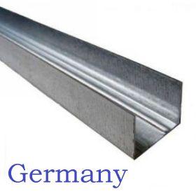 Профиль Германи ПНП 27*28 - 3м толщина 0,6 мм