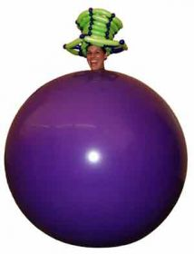 Человек в шаре - Man In Balloon (на выбор желтый или красный)