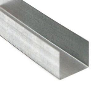 Профиль ПН 50*40 - 3м толщина 0,45 мм