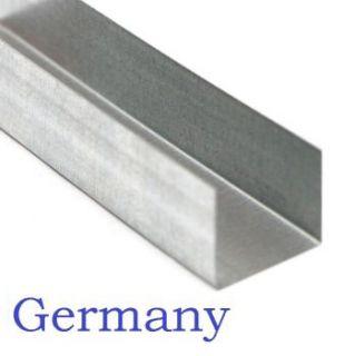 Профиль Германи ПН 50*40 - 3м толщина 0,6 мм