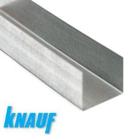 Профиль Кнауф ПН 50*40 - 3м толщина 0,6 мм
