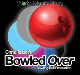 Боулинг ШАР - Bowled Over (Gimmick and Online Instructions) by Christopher Talbat